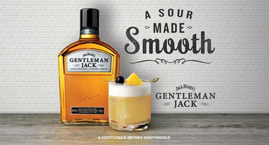 The Gentleman's Sour | National Whiskey Sour Day