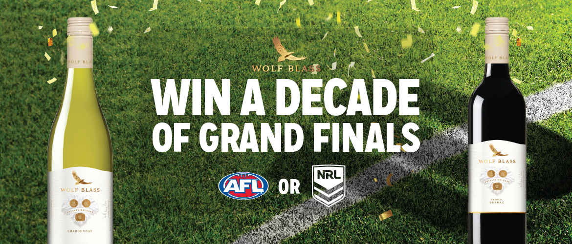 Want To Win A Decade Of Grand Final Tickets