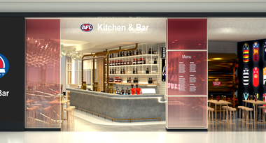 Emirates Leisure To Open AFL Kitchen & Bar