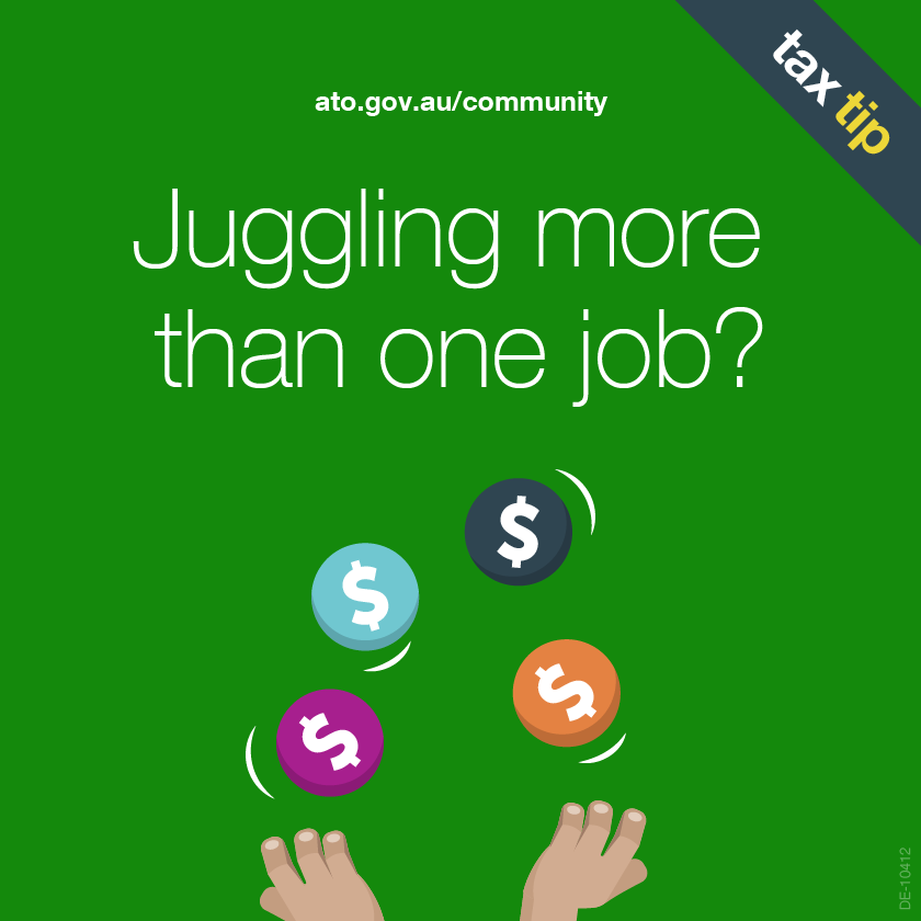 How much tax should I pay on a second job?