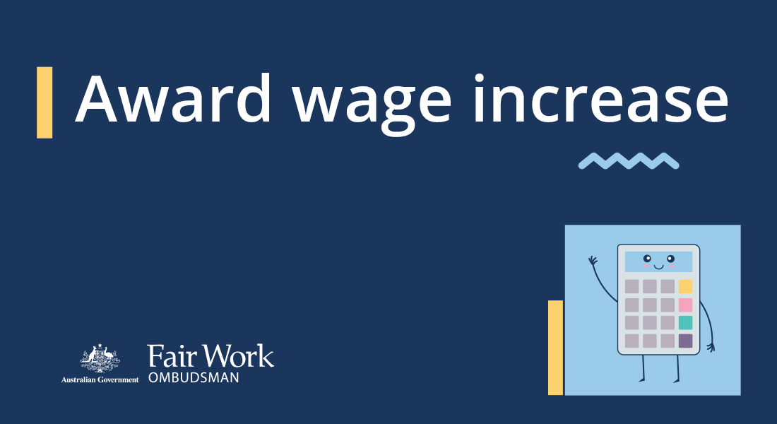 2.5% increase to minimum wages