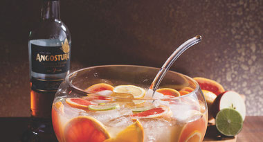 How to make Rum Punch