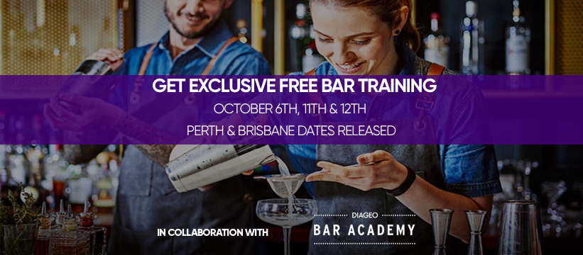 Free Bar Training - Registrations Now Open!