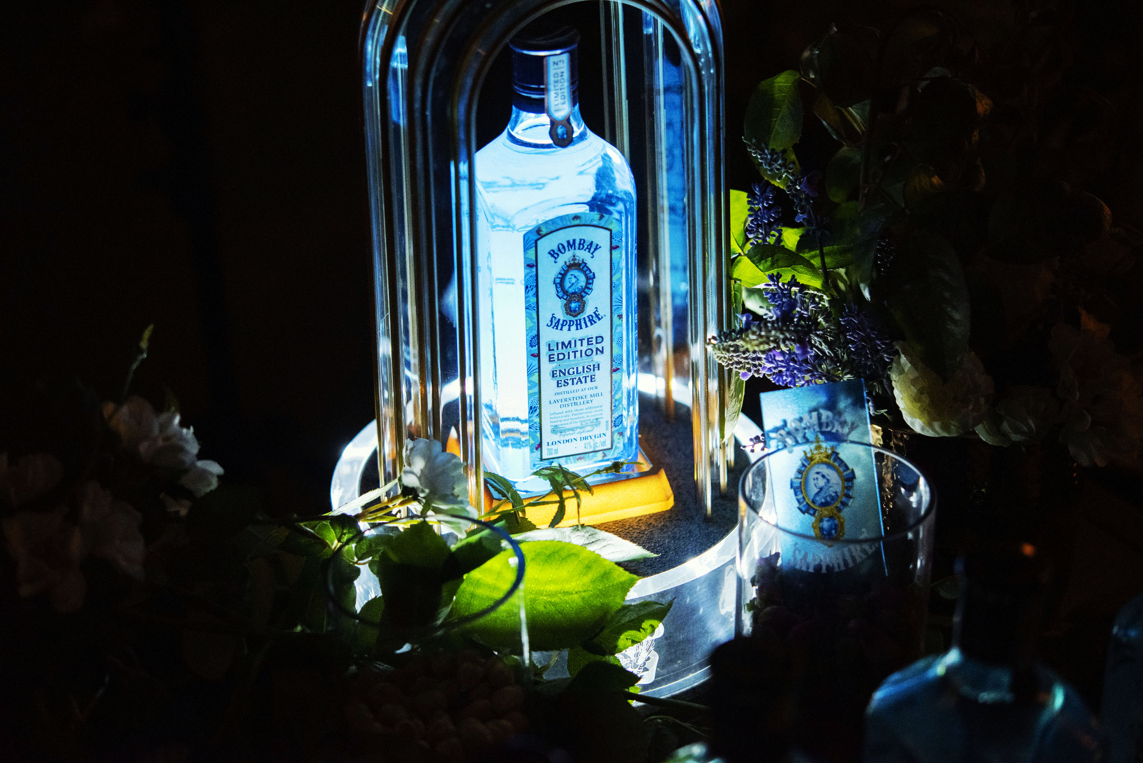 New Limited Edition Gin Inspired By English Country Side