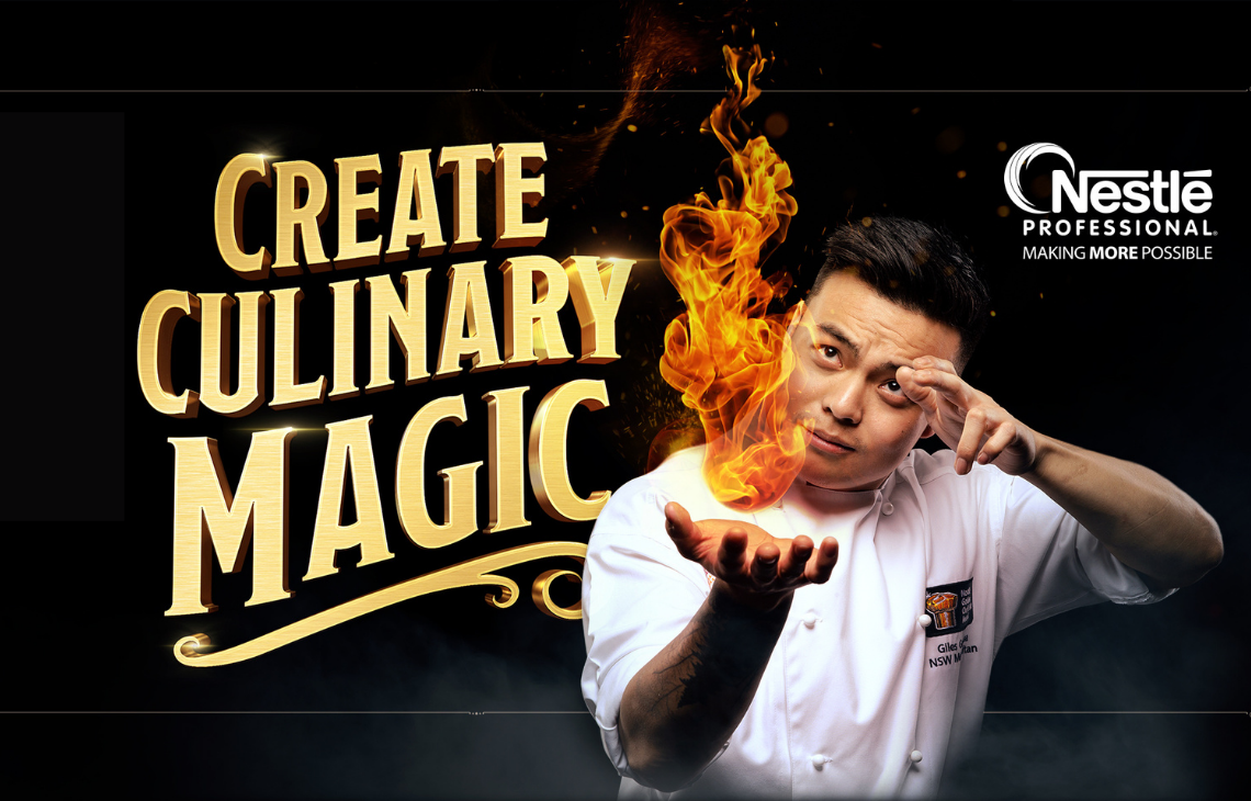 Are you a chef looking to create culinary magic?