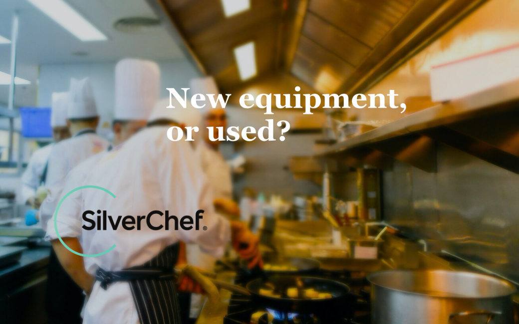 Can Used Equipment Help To Improve Kitchen Productivity?