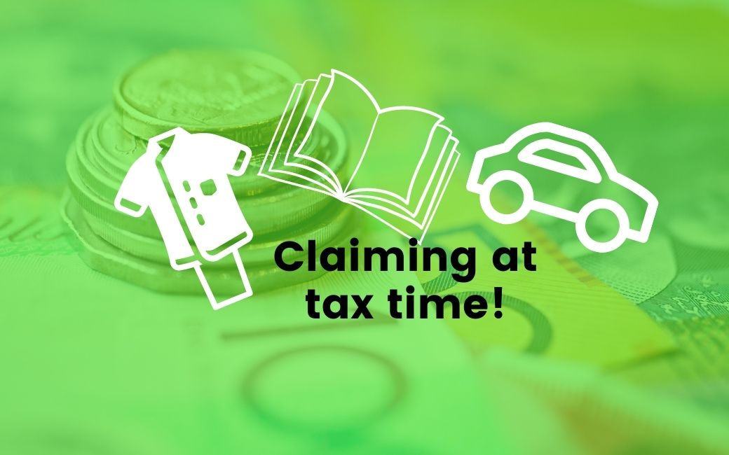 If you're a hospitality worker, it pays to learn what you can claim at tax time