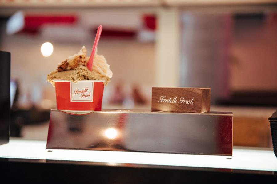 Fratelli Fresh serves up a scoop of Summer.
