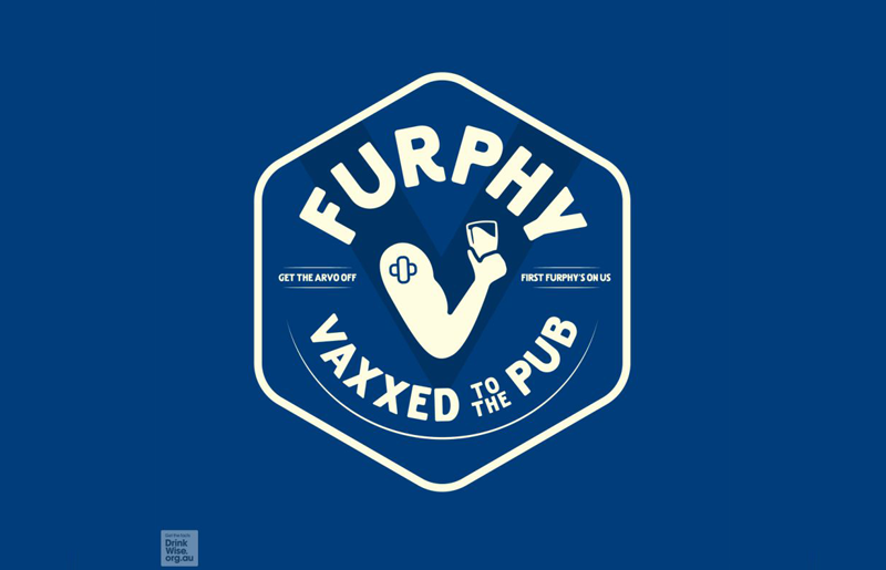 The beers are on Furphy: they're giving free beers to vaxxed Aussies