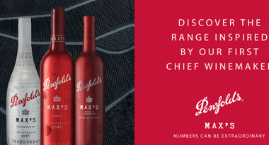 Max's – Celebrating Penfolds First Chief Winemaker