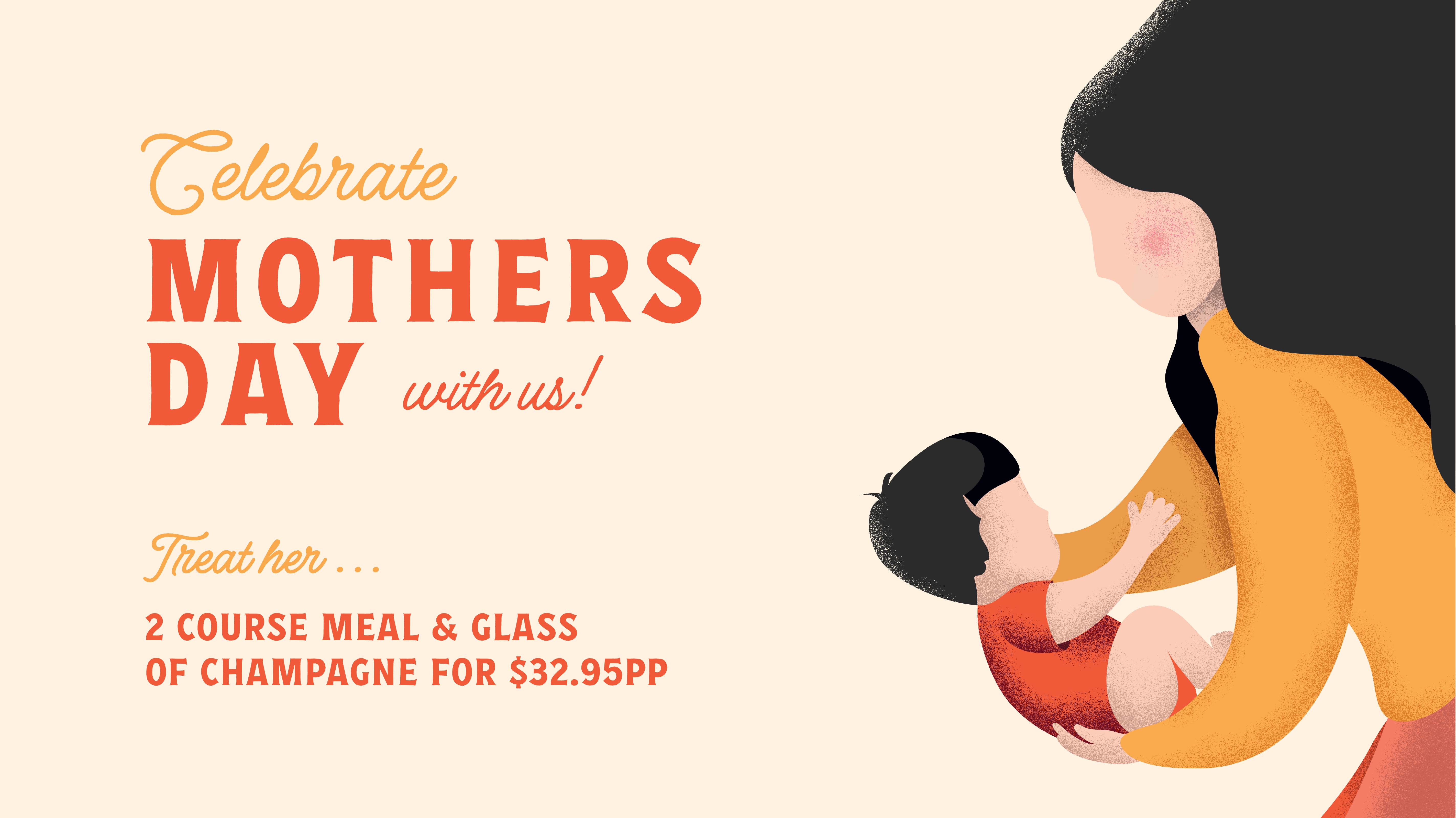 Be Mum's Favourite This Mother's Day!