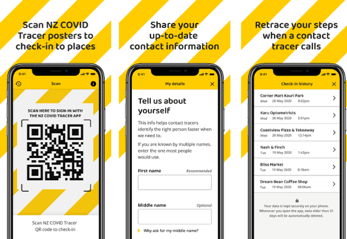 Have You Downloaded The COVID Tracer App?