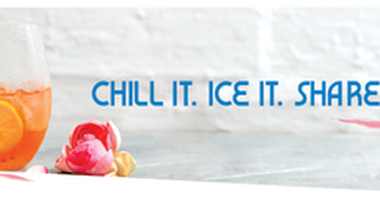 Chill It, Ice It, Share It