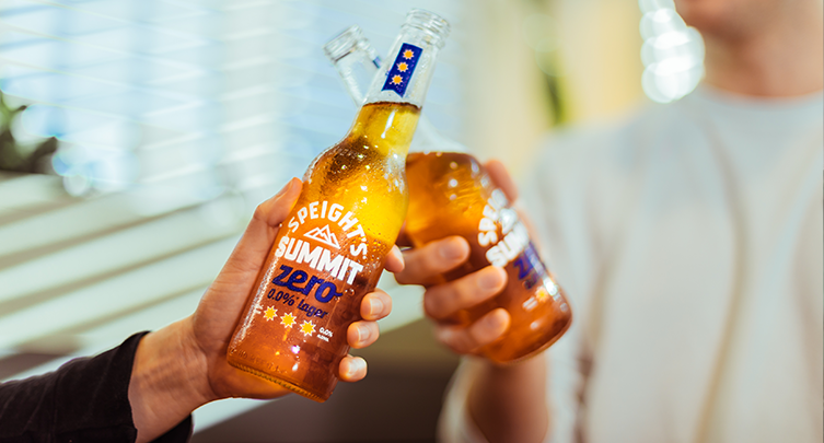 New Zealand's Best Selling Beer Brand Speight's Releases Speight's Summit 0.0% Lager