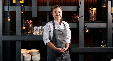 Neisha Woo: the face of Spice Temple Melbourne