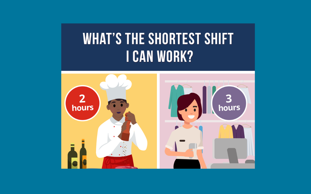 Short shifts, know your rights