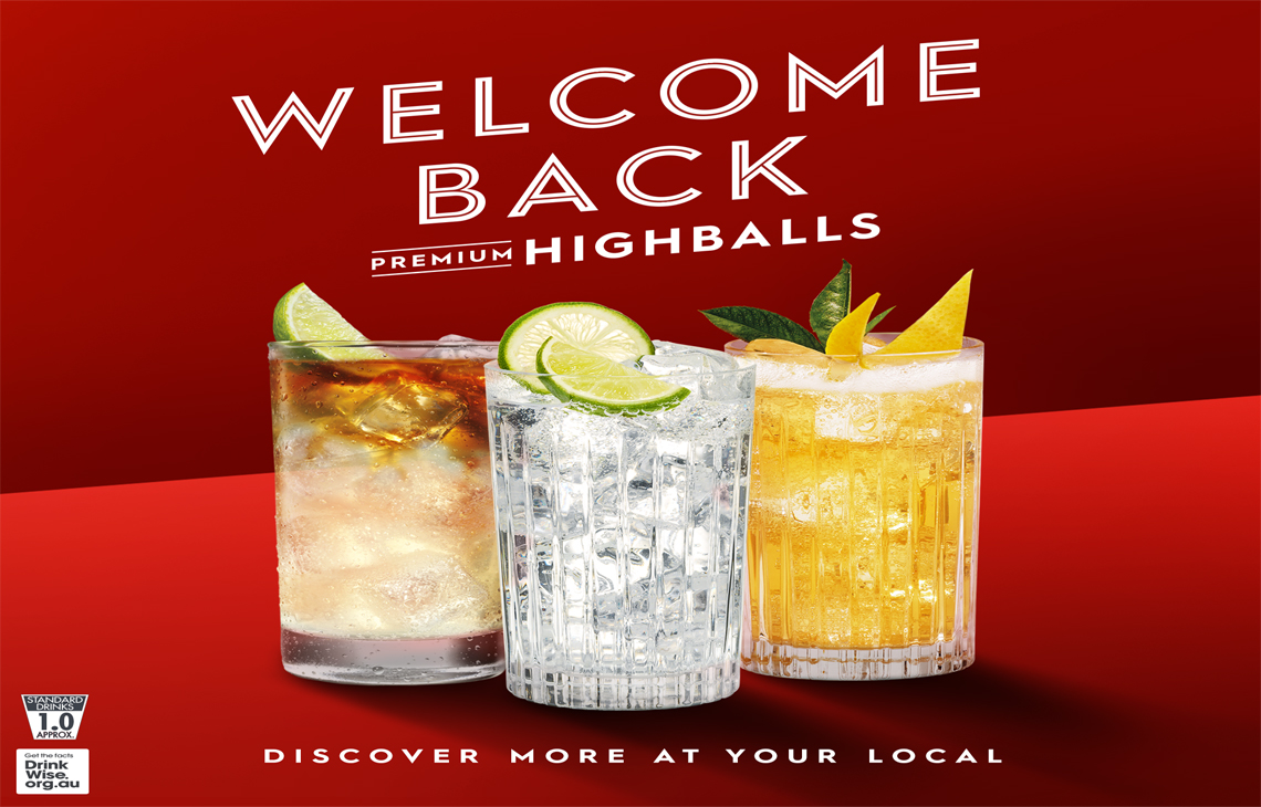 Welcome Back With Diageo