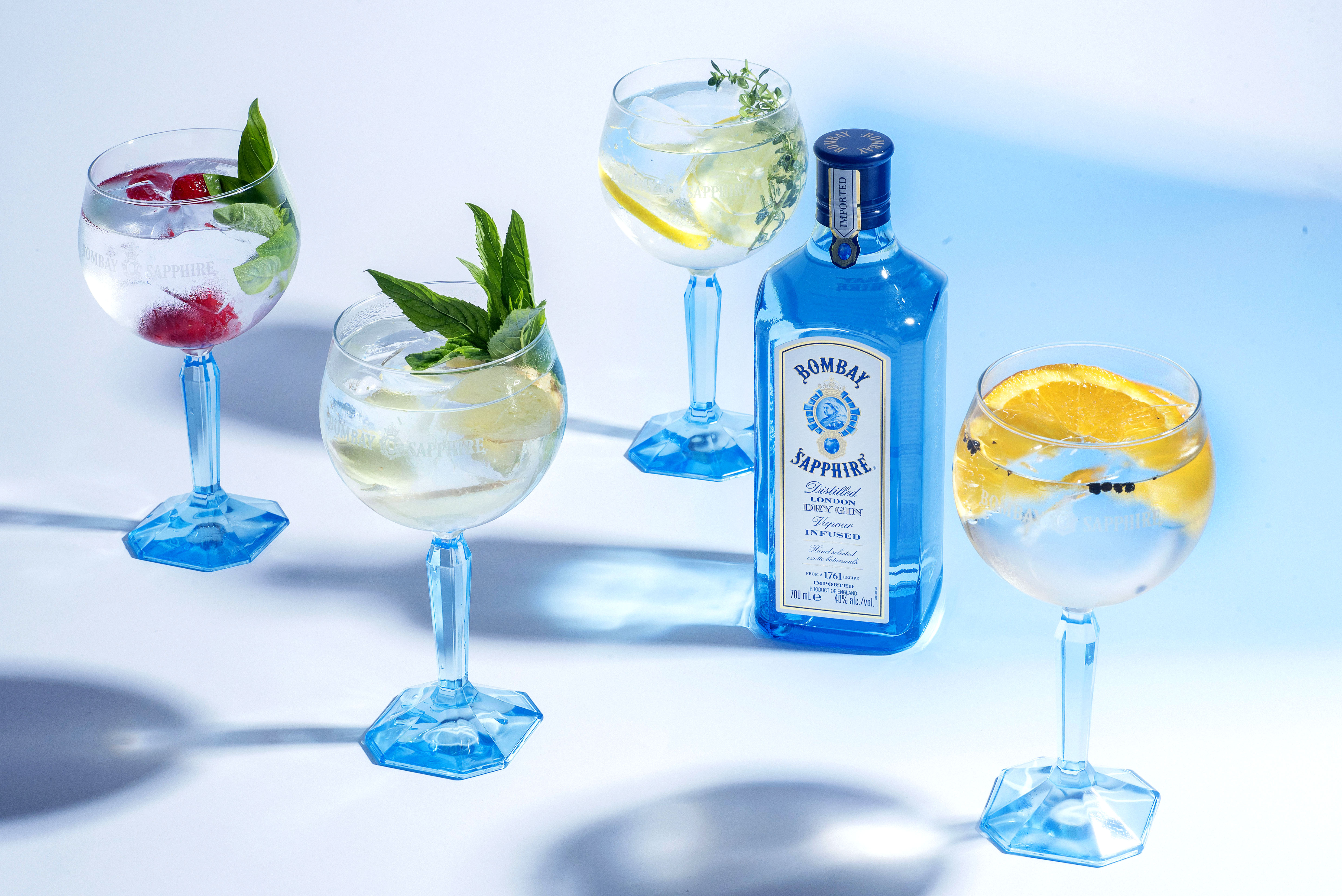 Bombay Sapphire has partnered with Australia's oldest and most visited gallery