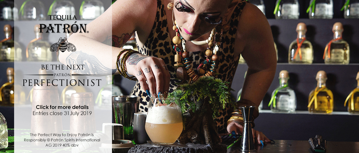 Patrón Perfectionists Cocktail Competition 2019!
