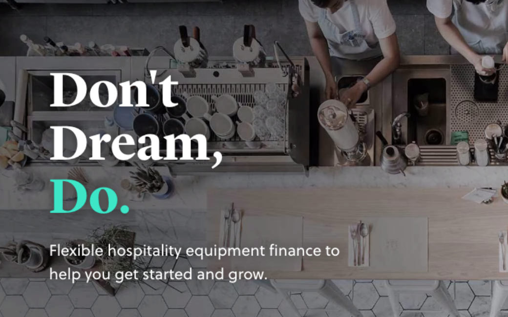 Funding Solutions Designed For Hospitality