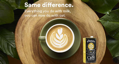 Have Your Heard About Oat Milk?