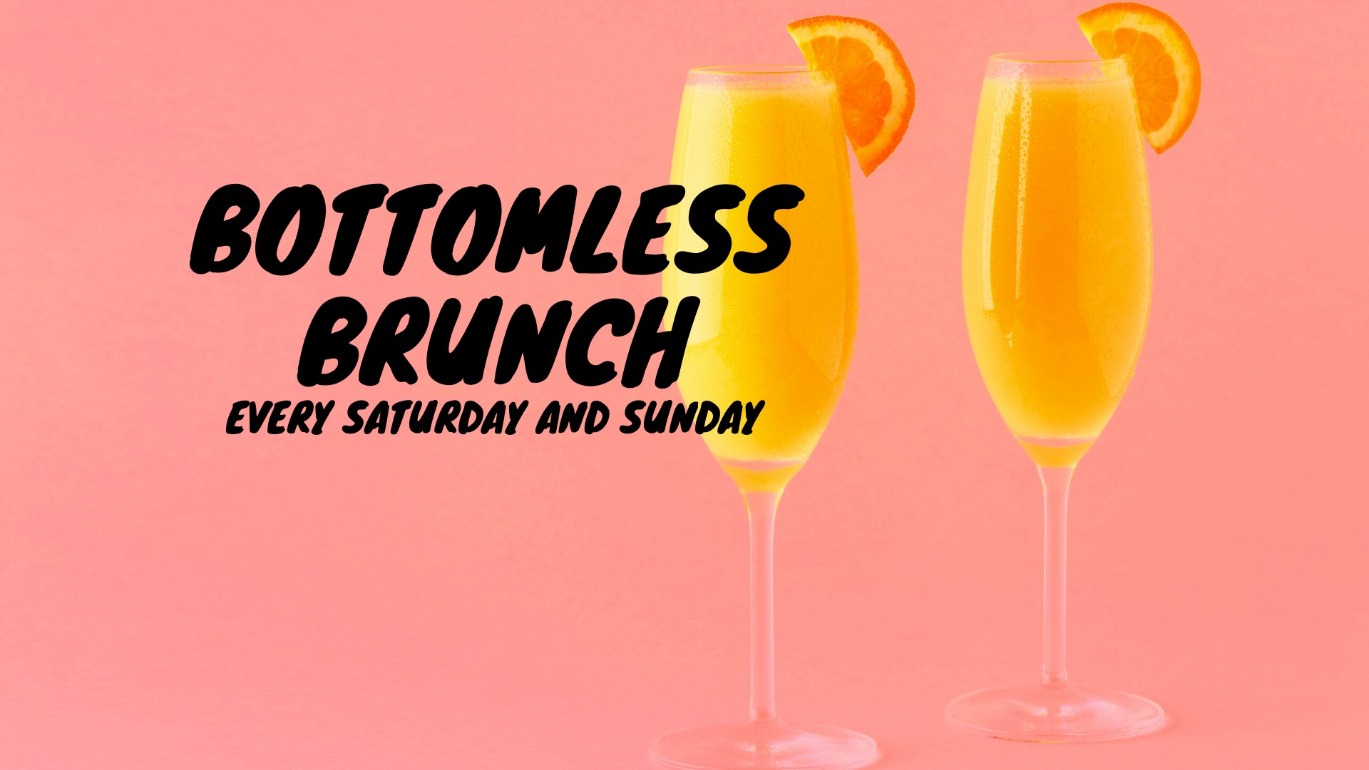 Bottomless Brunch | Sydney