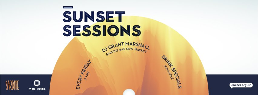 Sunset Sessions   Auckland