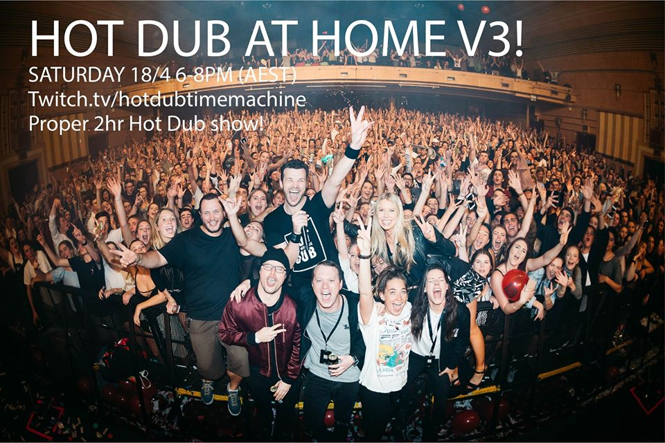 Hot Dub At Home | Online