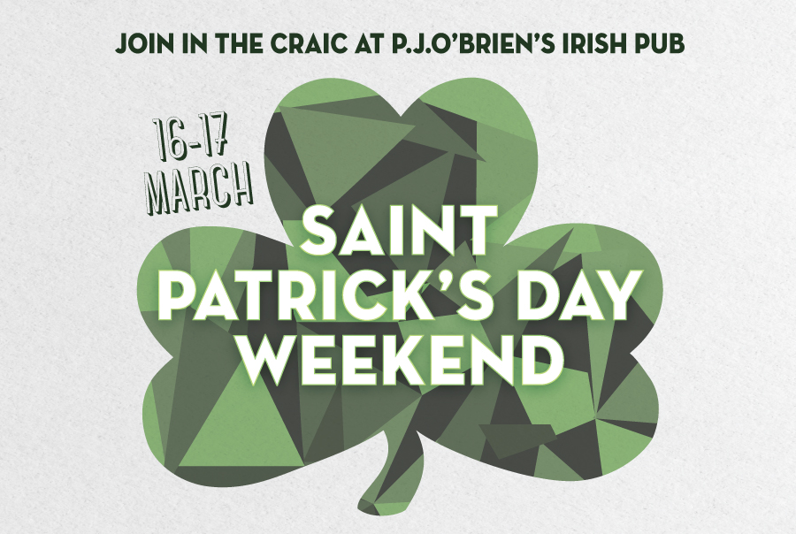 St Patrick's Day Weekend | Sydney