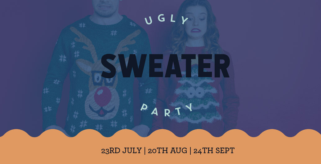 Ugly Sweater Party @ Riverland