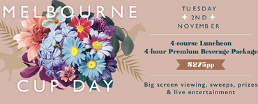 Melbourne Cup Day | Woollahra Hotel