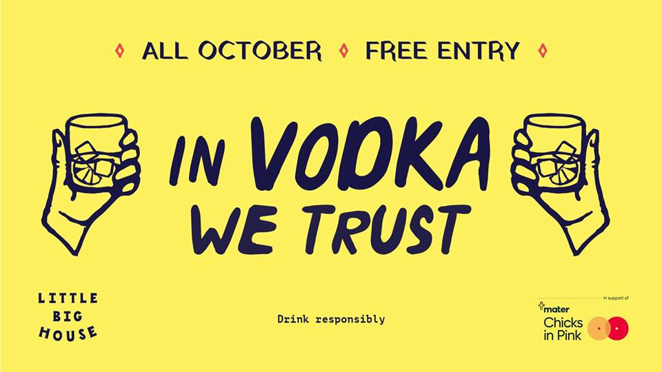 In Vodka We Trust | Brisbane